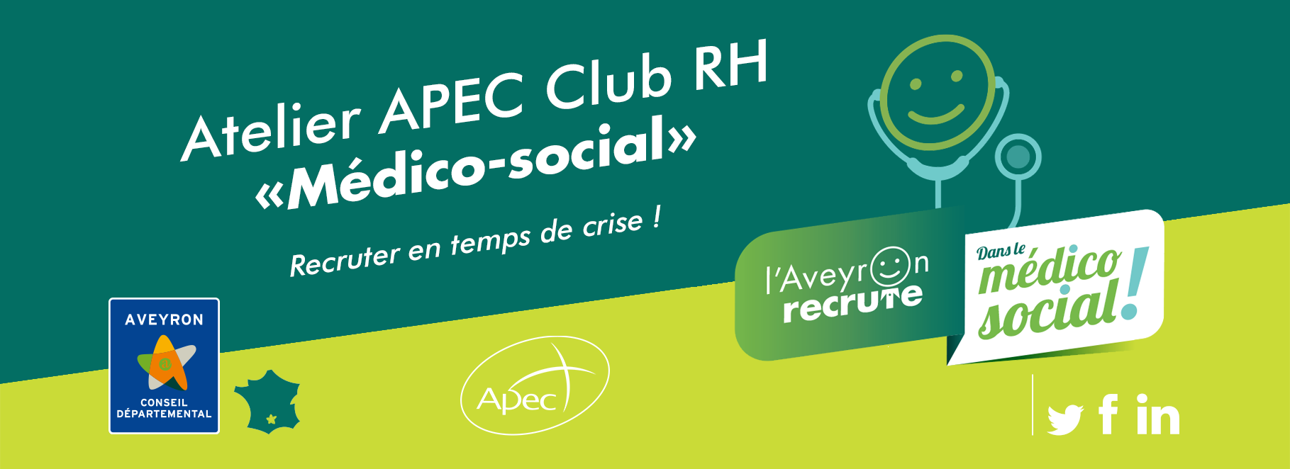WEBINAIRE Club RH MEDICO-SOCIAL