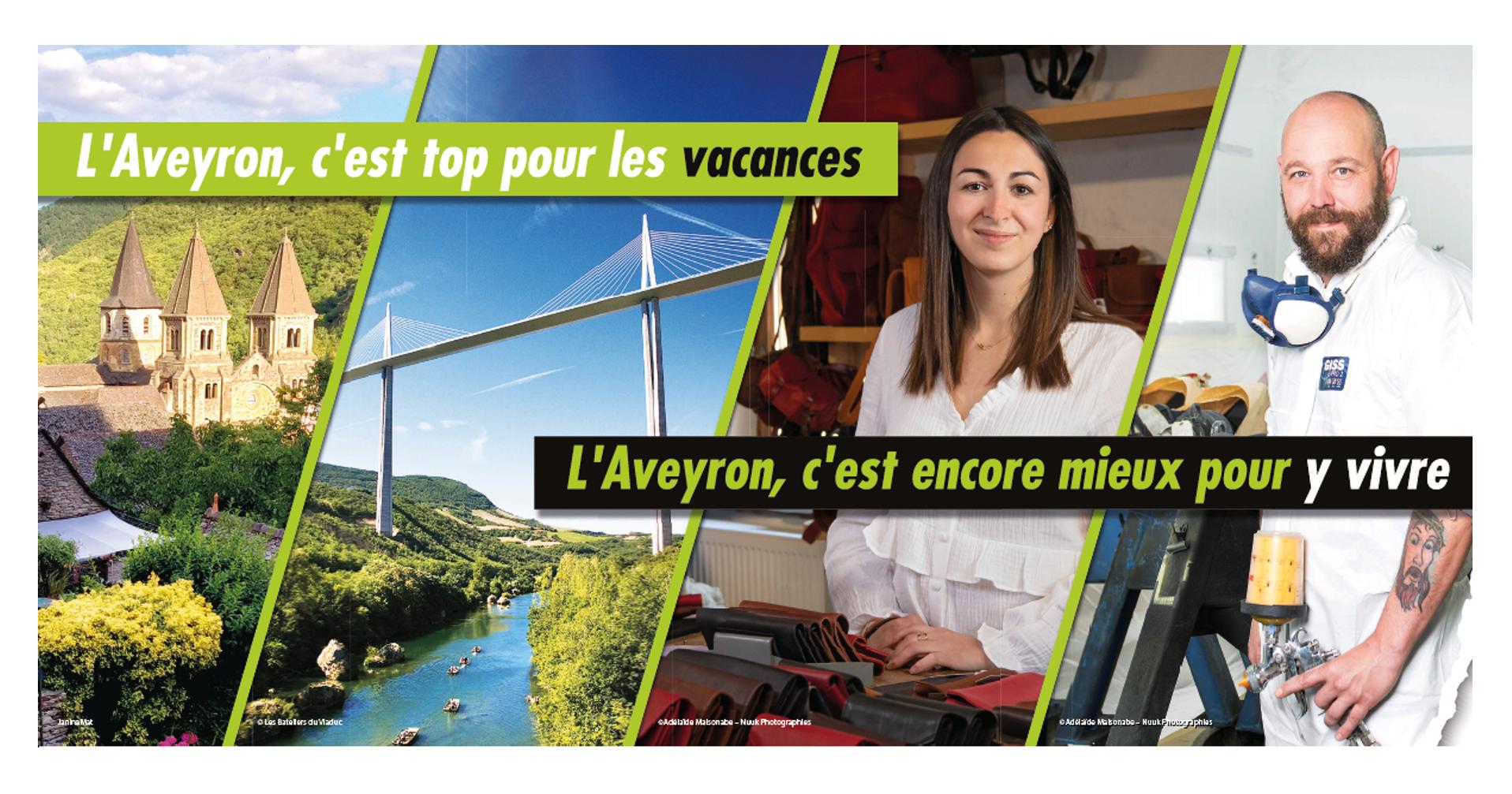 Marché des Pays de l'Aveyron Paris Bercy 2021